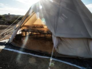 """Terlingua Fancy"" Big Tent. #1"