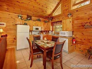 Eat In Kitchen with Table Tranquil View
