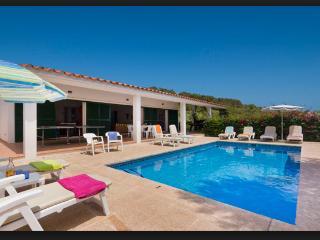 Villa Tomasa Santo Tomás Beach, Menorca, Migjorn Gran
