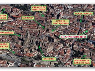 PISO PLENO CENTRO 2 DORMITORIOS 1 BAÑO. 2º A, Salamanca