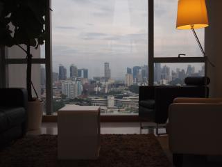 Loft Penthouse with Panoramic City Views, Singapura