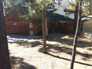 Family friendly Log Style Luxury Private Home, Big Bear Lake