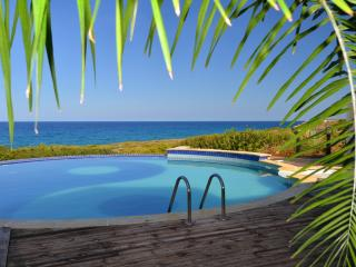 Uninterrupted sea views, private Infinity Edge  Pool, Jacuzzi & swim up bar!!!