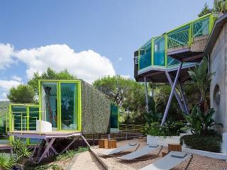 Award winning villa with seaview, Sant Josep