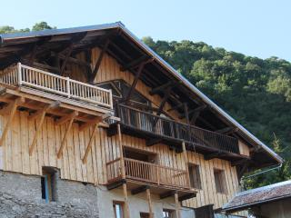 Badger chalet 2, Aime