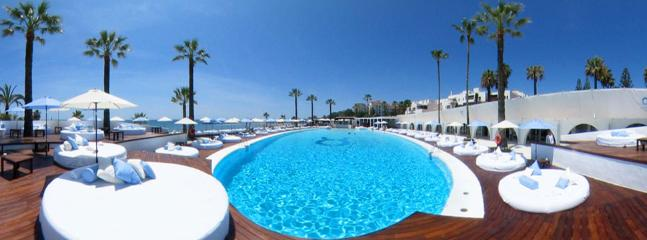 Oceanclub Marbella in Puerto banus, 15 minutes away with a taxi!