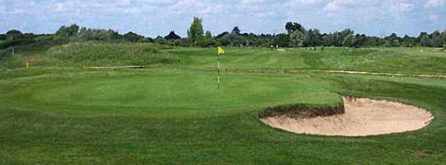 Clacton Golf Course. 5 minutes walk from house