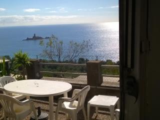Location Mobil-home St Raphael Vue sur Mer