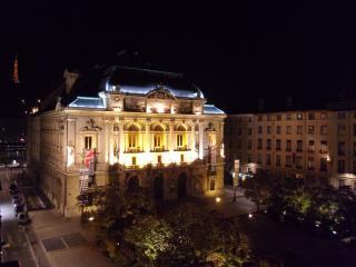 Au coeur du centre-ville de Lyon