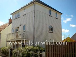 The Salty Dog Holiday Cottage, Camber