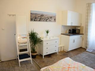 Sunny Apartment in Little Quarter, Praga