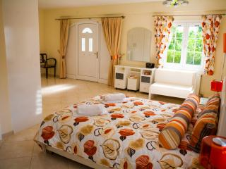 Villa JOLIE with private tennis court, pool, sauna ..