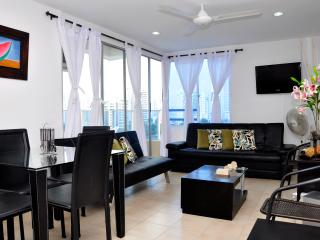 Beachfront Apartment 707