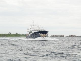 Fantom Luxury Yacht, Hulhumale