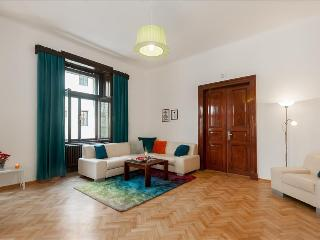 XINACTIVE.Pretty flat in heart of city center, Prague