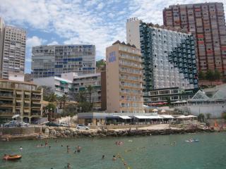 Entorno y vista de la urbanización desde el mar