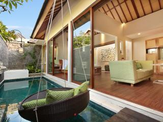 Romantic 1 Bedroom Private Pool Villa in Legian