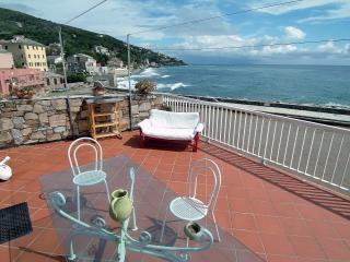 Paradiso: appartement with terrace on the port