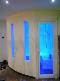 Hamam (Wet sauna)