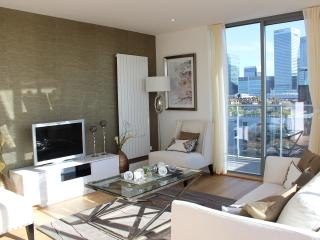 Canary Wharf Skyline Apartment, London