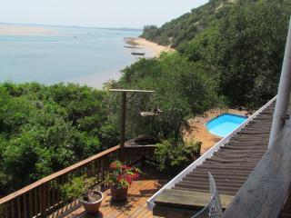 Santa Maria Machangulo Peninsula Mozambique Karibu