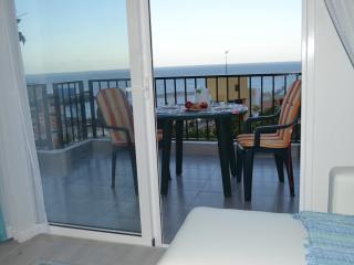 Apartamento 2 habitaciones con vistas al mar+Wifi