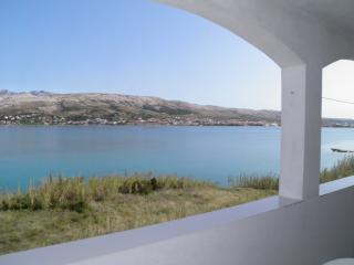 Apartment for 3 Persons - first row to the sea, Pag