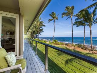 Beachfront Luxury Dream House with A/C and Gym! Available for Rentals!