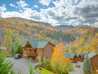 Summer Special from $249! 4BR Downtown Gatlinburg Cabin. Sleeps 15.