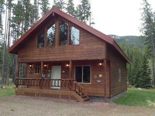 BEAUTIFUL CABIN IN MONTANA, Parque Nacional Glacier
