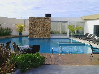 Lindo apartamento todo mobiliado próximo à praia, Campeche