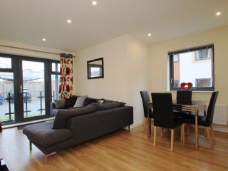 Modern apartment just west of central Oxford, Botley