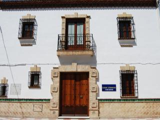 Fachada delantera del edificio