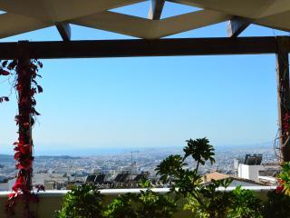 Amazing view - 1 bedroom, sleep 2-5, Athens Center