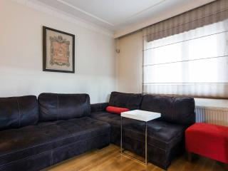 Luxury seaside flat with private garden, Maltepe