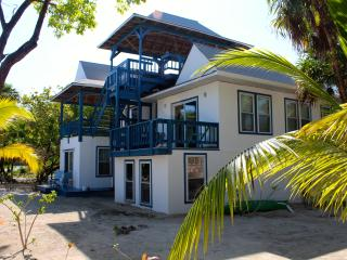 The Tradewinds Villa on the Beach