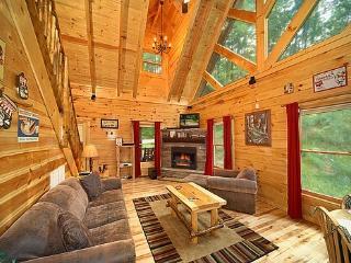 Living Room at Brownie Bear