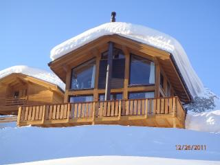 Luxury South facing Modern chalet wonderful views, Wiler