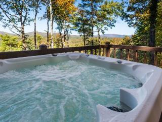 Grand View - Gorgeous Mountain & Sunset Views, Ellijay