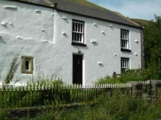 Rural self catering holiday cottage, Sandbed cottage, Cumbria.