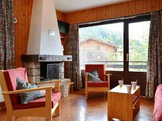 PISTE ROUGE B  Studio + small bedroom 4 persons, Le Grand-Bornand