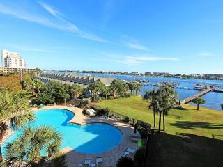 Pirates Bay B408-AVAIL7/7-7/15 -RealJOY Fun Pass- Fort Walton Beach*BoatSlipsAva