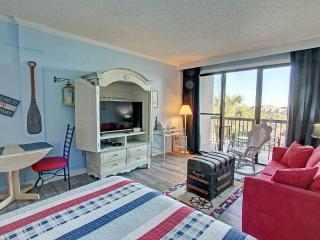 Pirates Bay B309-Studio-AVAIL Feb14Wkend*REALJOY*10%OFF April1-May26*BoatSlipsAvail, Fort Walton Beach