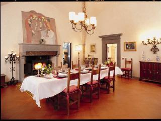 Castello Fusi, Barberino Val d'Elsa