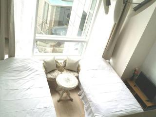 CozyRoom at SeoulStation+FreeWIFI