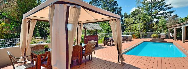 Large 225sq/m Deck for fantastic Outdoor Entertaining with Pool & Spa!