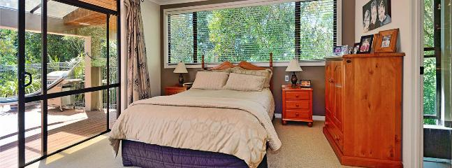 Master Bedroom with Luxurious Queen Bed