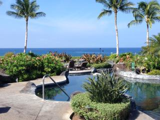 Hali'i Kai Premium Luxury 2 BR OceanView, Waikoloa