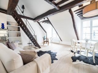 Newly renovated Duplex-Studio in 1st district, Paris