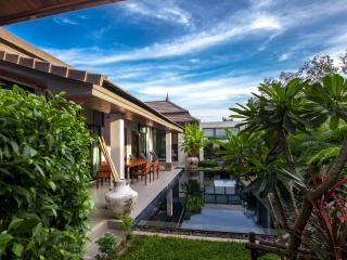 Brand new 3BR pool villa No.2 in Rawai